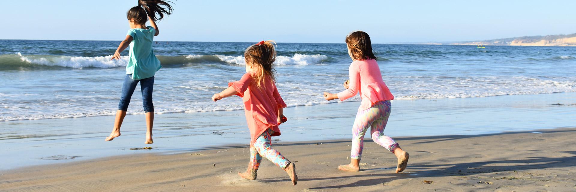 Children's Activities at La Jolla Beach And Tennis Club, California