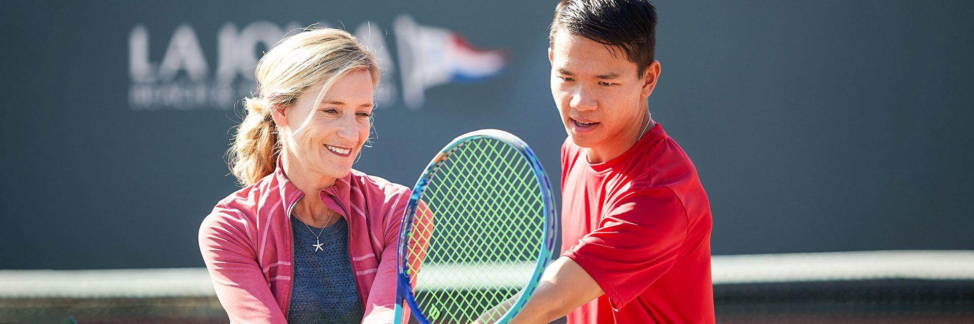 Lessons And Services at La Jolla Beach And Tennis Club, California