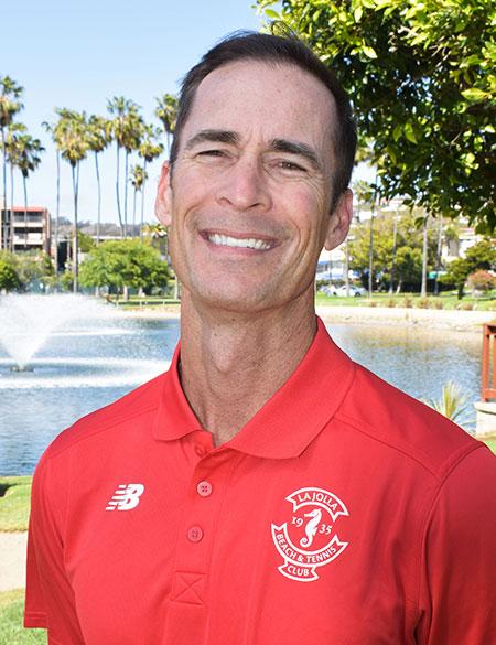 Conan Lorenzo at La Jolla Beach And Tennis Club, California