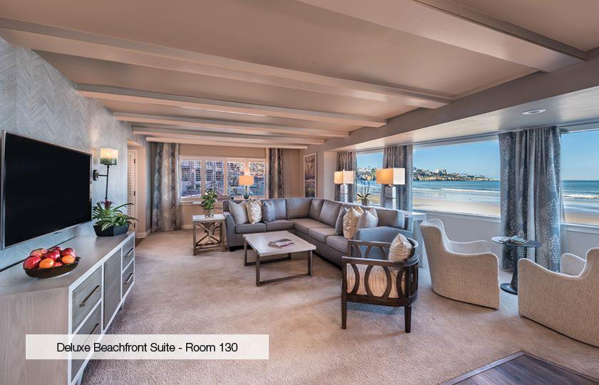 Deluxe Beachfront Suite at La Jolla Beach And Tennis Club, California