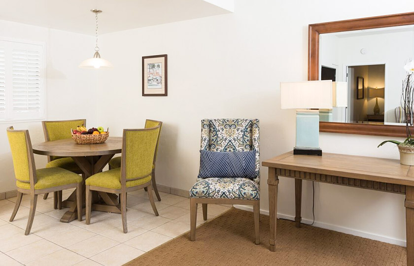 Spindrift One Bedroom Suite at La Jolla Beach And Tennis Club, California